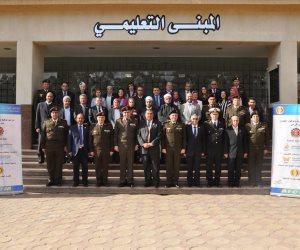 كلية الطب بالقوات المسلحة توقع بروتوكول تعاون لتطوير منظومة الخدمات الطبية والبحثية