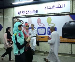 الحكومة عن تغيير اسم محطة الشهداء إلى مبارك: النقل ملتزمة بأحكام القضاء