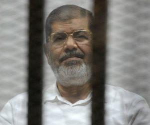 الخميس.. استكمال إعادة محاكمة مرسي و23 آخرين بتهمة التخابر مع حماس