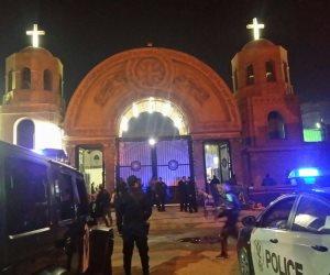أحد الشعانين... الأقباط الأرثوذكس يحتفلون بذكرى دخول المسيح إلى القدس وسط إجراءات احترازية مشددة