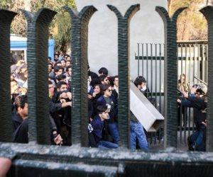 بالأرقام.. ثورة إيران على الظلم والفساد (فيديوجراف)