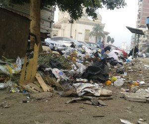 صداع تلال القمامة.. «الحكاية وما فيها»