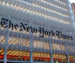 نيويورك تايمز.. الكاذب بامتياز