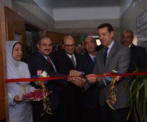 رئيس جامعة أسيوط: قريبًا افتتاح أكبر مستشفى متخصص في الإصابات والطوارئ (صور)
