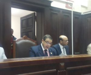 """""""سرقوا الثلاجة"""".. جنايات الإسماعيلية تقضى بإعدام 5 متهمين قتلوا صديقهم (صور )"""