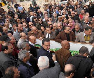 مكرم محمد أحمد: إبراهيم نافع خدم المهنة والأهرام ونقابة الصحفيين (صور)