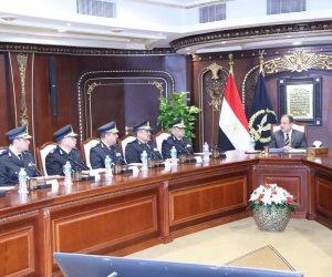 وزير الداخلية مثمنا تضحيات رجال الشرطة: الدولة ماضية لبتر كل يد تحاول النيل من أمن مصر (فيديو)