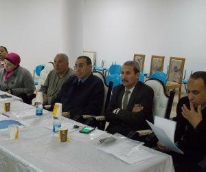 إحالة مخالفات مستشفى حميات دسوق للشئون القانونية