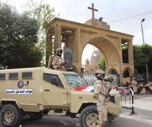 احتفالات أعياد الميلاد تحت السيطرة.. الداخلية: لن يفسد الإرهاب صلوات المصريين