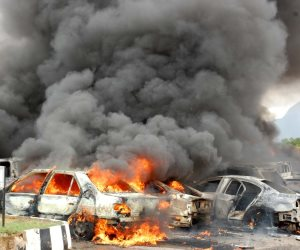 انفجار عبوتين ناسفتين استهدفتا دوريات للجيش بديالى العراقية