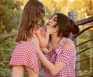 """""""ماما حلوة"""".. بنات النجمات نسخة طبق الأصل من أمهاتهم (صور)"""