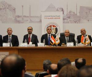 الهيئة الوطنية للانتخابات: لن نتهاون في تطبيق أحكام القانون بشكل كامل وواضح (صور)