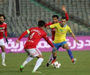 الأمن يوافق على حضور 2000 مشجع في مباراة المقاولون والإسماعيلي