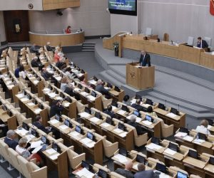 مجلس الدوما الروسى ينظر فى ترشيح ميشوستين لمنصب رئيس الوزراء اليوم