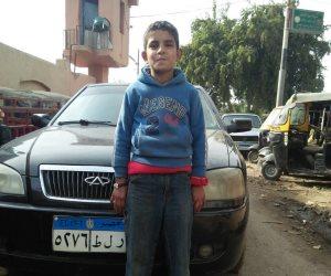 أصغر لص في مصر.. ضبط طفل 8 أعوام بتهمة سرقة سيارة بالقليوبية