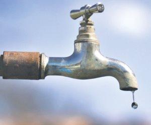 """""""مياه الفيوم"""": قطع مياه الشرب 8 ساعات عن قرية بيهمو وتوابعها اليوم"""