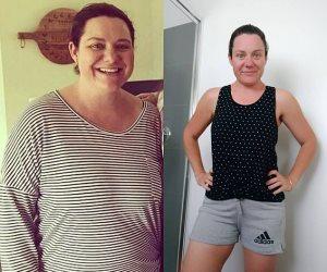 سيدة تفقد ربع وزنها بعد إنجاب طفلها الخامس وتنصح الأمهات باتخاذ القرار سريعا