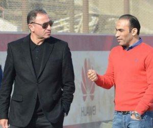 شاهد.. محمود الخطيب بعد خروجه من المستشفى بدبى (صور)