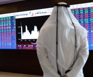 بورصات الخليج حمراء بسبب كورونا.. والسعودية تخسر 107 مليارات ريال