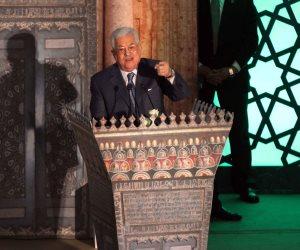 أبو مازن: لا تتركوا القدس وحدها وامنعوا عضوية إسرائيل في مجلس الأمن