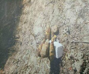 مدير أمن الغربية: العثور على دانة مدفع  آر ب جي داخل محجر بطنطا