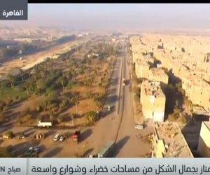 سيولة مرورية بالمحاور المؤدية لمطار القاهرة وكثافات بسيطة بصلاح سالم