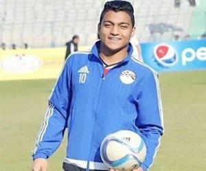 مصطفى محمد: لا يوجد نجم داخل منتخب مصر الأوليمبي الكل نجوم