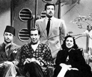 هذا ما يسمونه القوة الناعمة.. عندما جلست ليلى مراد بين محمد ونجيب