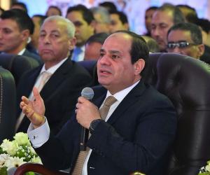 الرئيس يطالب الحكومة بسرعة حل أزمة شركات قطاع الأعمال المتعثرة