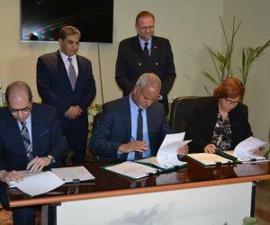 أعرف تفاصيل توقيع وثيقتين لمشروعات خفض استهلاك المواد الضارة لطبقة الاوزون بالقاهرة