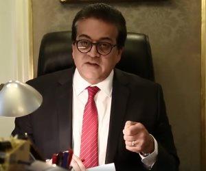 """بعد اعتراض رؤساء الجامعات الخاصة على القانون الجديد.. """"عبدالغفار"""": """"محدش يتكلم في الإعلام"""""""