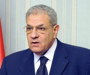 «ماكرون» يلتقي «محلب» على هامش مؤتمر دعم لبنان بباريس