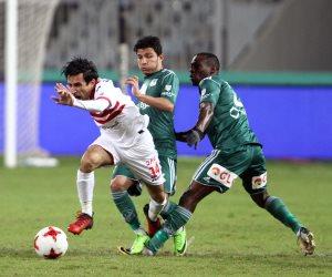 الزمالك يتعادل 1/1 أمام المصري في شوط ركلات الجزاء