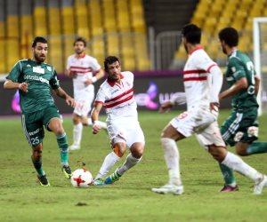 الزمالك يخطف 3 نقاط مهمة أمام المصري في اللحظات الأخيرة بالفوز 3/2