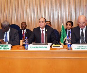 اختيار مصر عضوا دائما فى لجنة الرؤساء الأفارقة المعنية بالتغيرات المناخية