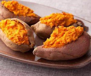 حلوة ومعسلة.. تعرف على فوائد البطاطا