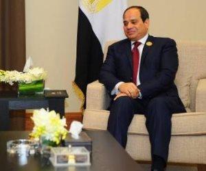 """السيسي عن عودة السفير السوداني: """"تحصيل حاصل.. لا أزمة بيننا"""""""