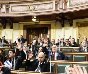 """مجلس النواب يوافق نهائيا على تغليظ عقوبة تسليط """"الليزر"""" (صور)"""