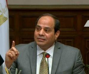 السيسي يتلقى اتصالا هاتفياً من تيريزا ماي لتهنئه بإعادة انتخابه رئيساً لمصر