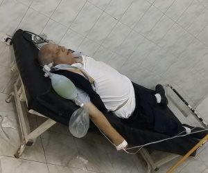 إحالة 4 عاملين بمستشفي ههيا بالشرقية للجنايات لتسببهم في وفاة والد مريض