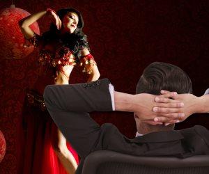 الراقصة والسياسي.. نضال وتجسس