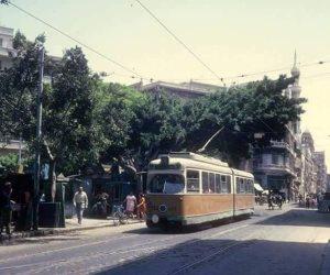 ترام الإسكندرية.. قصة أقدم وسيلة نقل جماعي في قارة إفريقيا (صور)