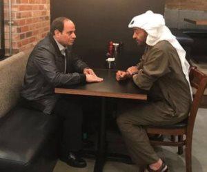 """من طاولة متر في متر.. رسائل """"أبو ظبي"""" للعالم"""