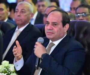 المحتفلون بفوز السيسي في فرنسا يطالبون المصريين بالتوحد خلف الرئيس (صور)