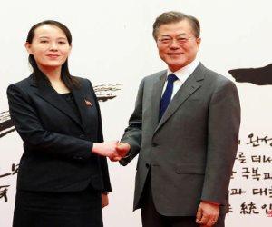 """التقت الرئيس وكتبت وثيقة بخط يدها.. يوميات شقيقة زعيم كوريا الشمالية في """"سول"""""""