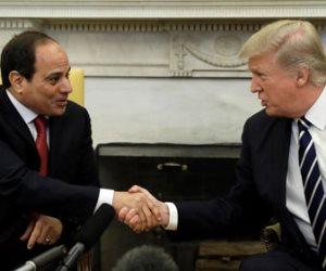 الرئيس في نيويورك.. كيف قاد السيسي الحوار المصري الأمريكي خلال زياراته الأربعة السابقة؟