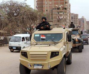 استنفار في شوارع القليوبية.. ومدير الأمن: لن نقبل الخروج عن القانون (صور)