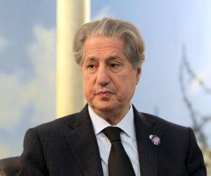 الرئيس اللبناني الأسبق يُثمّن المساعدات المصرية دعمًا للبنان