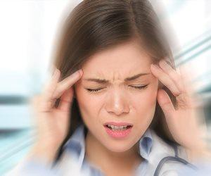 هل يسبب التهاب الأذن الوسطى الدوار؟