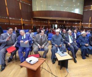 جامعة الأزهر تبحث سبل مواجهة الفساد خلال مؤتمرها الأول برعاية الطيب (صور)